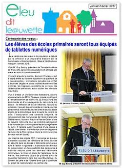 Eleu Infos Janvier Févier 2017